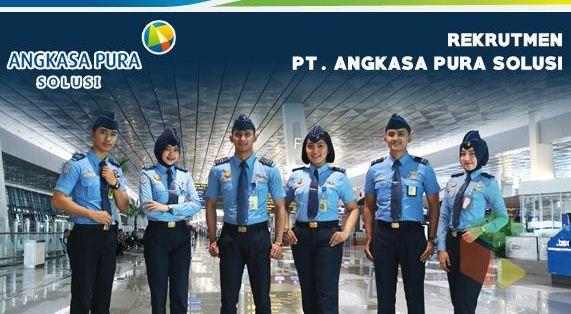 Lowongan Kerja BUMN Medan Tamatan SMA 2019 di PT Angkasa Pura Solusi