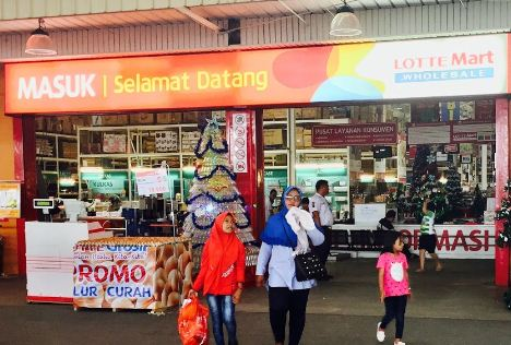 Lowongan Kerja IT Medan januari 2020 di PT Lotte Shopping Indonesia