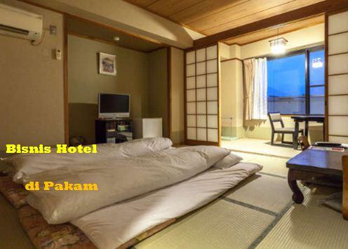 Bisnis  Usaha Hotel di Lubuk Pakam di Perkirakan Akan menjadi Salah Target Orang Sukses