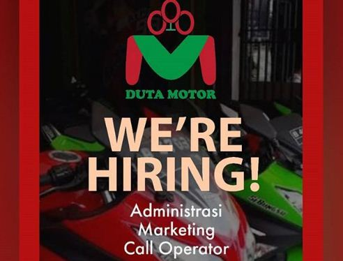 Lowongan Kerja Fresh Graduate di Medan 2020, Duta Motor