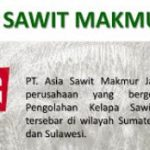 Lowongan Kerja Medan 2020 di PT Asia Sawit Makmur Jaya