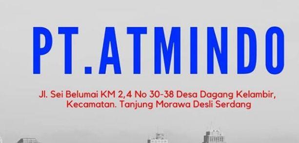 Lowongan Kerja PT Atmindo Tanjung Morawa 2020 terbaru