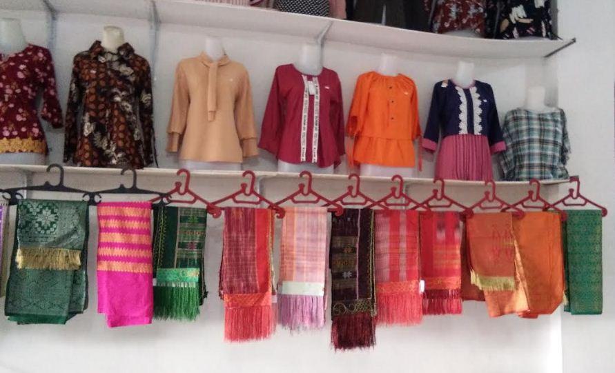 Tempat Beli Ulos di Lubuk Pakam, Medan Kabupaten Deli Serdang – Usaha Seveen Fashion