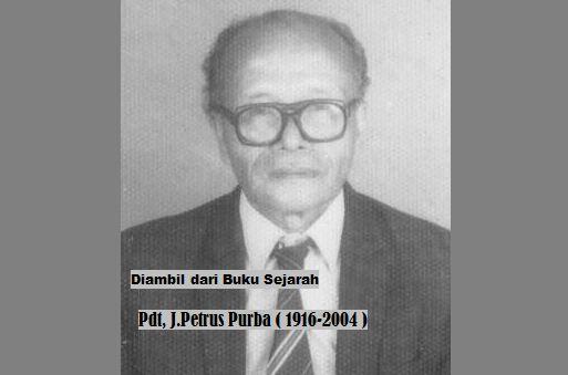 Nama Orang Tua Bapak Pendeta J.Petrus Purba ( 1916 – 2004 )