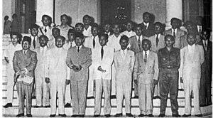 7 Kabinet Demokrasi Parlamenter Indonesia Pertama wilopo