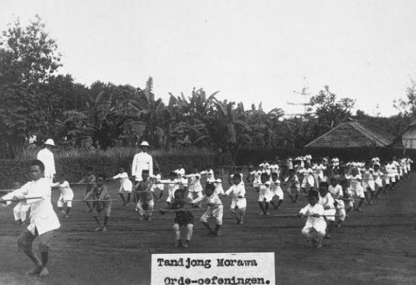 Sejarah Tanjung Morawa Peristiwa Terjadinya daerah ini 1953