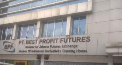 Gaji PT BPF ( Best Profit Futures ) Medan dan Bergerak di Bidang Apa