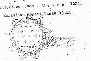 Sejarah Kerajaan Tanah DJawa Simalungun Dan Nama – nama Raja Menurut Buku J. Tideman Episode 2