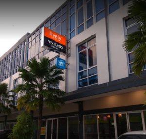 Hotel Murah di Tanjung Morawa The Lively Hotel Kualanamu Medan