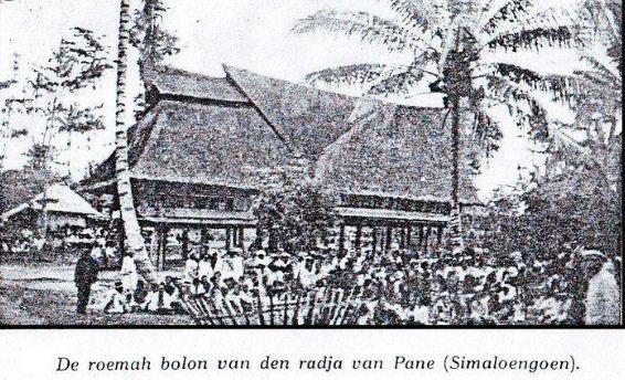Sejarah Kerajaan Panei di Simalungun Menurut J. Tideman Masa Belanda