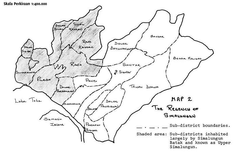 Sejarah Kerajaan Silo dan Putri Idjo  di Simalungun Sumber J. Tideman