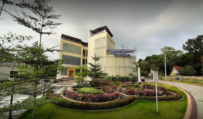 Tempat Wisata Lubuk Pakam di Museum Deli Serdang