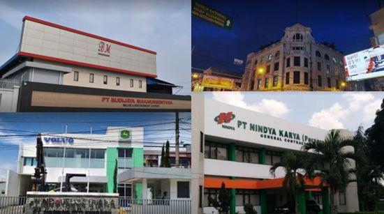 Daftar Nama – Nama Perusahaan Besar di Medan dan Yang Menerima PKL