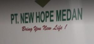 PT New Hope Medan