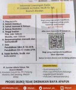 PT Sumber Alfaria Trijaya Tbk