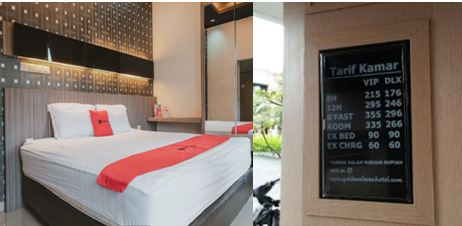 Tarif Hotel di Jalan Jamin Ginting Medan Termurah