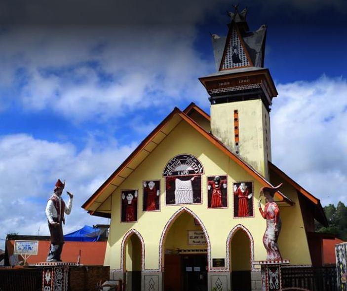 Tempat wisata di Museum Karo Berastagi