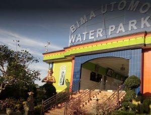 Tempat wisata di Tanjung Morawa kolam Renang Waterpark Bima Utomo