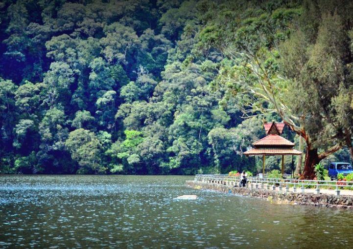 tempat wisata Danau Lau Kawar di berastagi