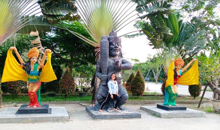 Gambar Pantai Bali Lestari