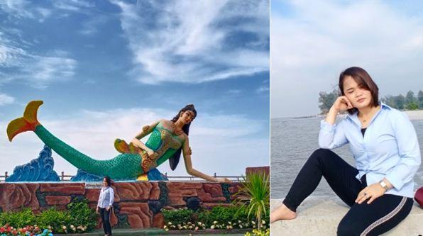 Harga Masuk Pantai Bali Lestari gambar alamat Dan Makanannya-Medan
