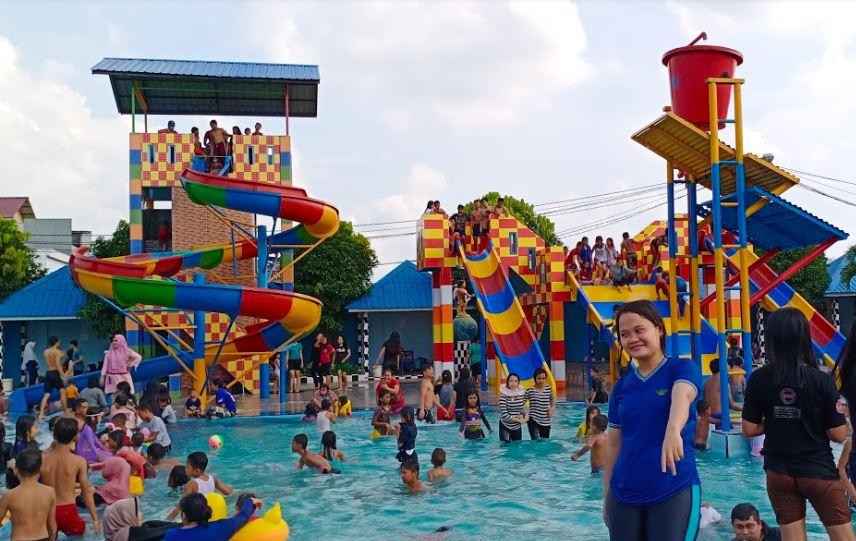 Alamat kolam renang Bahagia Medan 2020