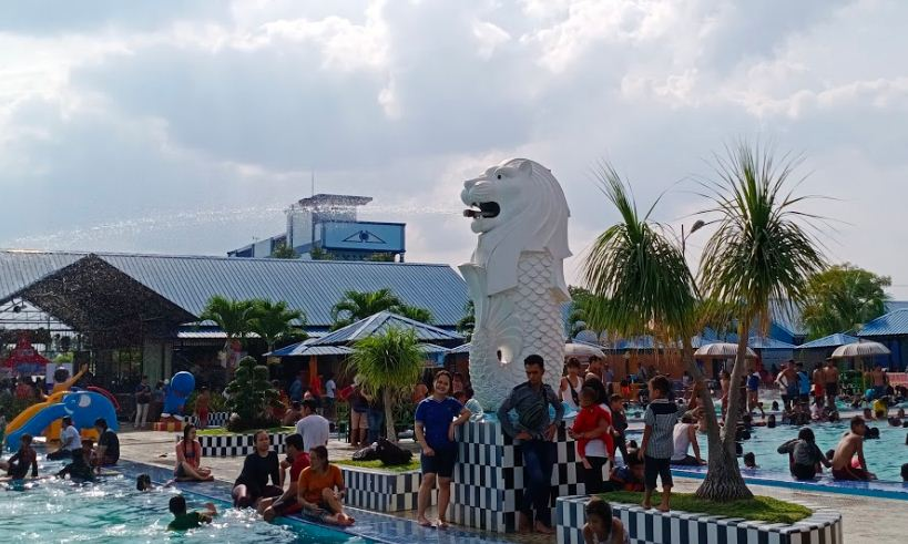 Harga tiket masuk kolam renang bahagia medan 2020