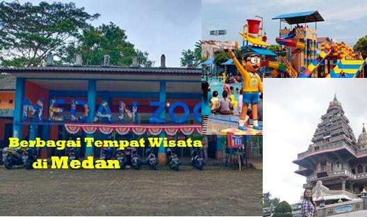 Tempat Wisata di Medan Yang Gratis dan Berbayar Terbaru lihat sini