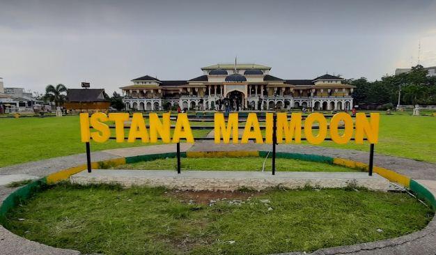 Istana Maimoon Medan