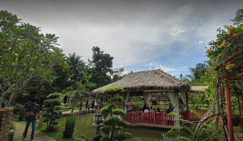 the le hu garden wisata medan