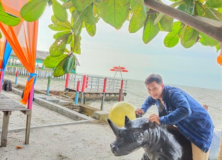 Harga Tiket Masuk Pantai Pondok Permai 2020 Foto dan videonya