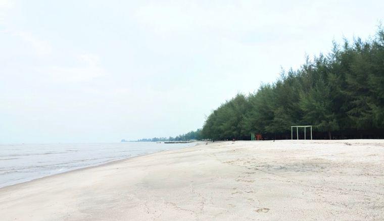 Harga Tiket Masuk Pantai Sri Mersing 2020 dan Video, Alamatnya