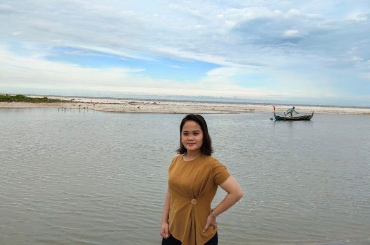 Harga masuk pantai mangrove dan foto