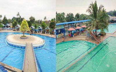 Harga Tiket Masuk Kolam Renang Kuala Mega Tanjung Morawa Medan