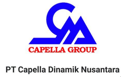 Contoh Surat Lamaran Kerja di PT Capella Dinamik Nusantara