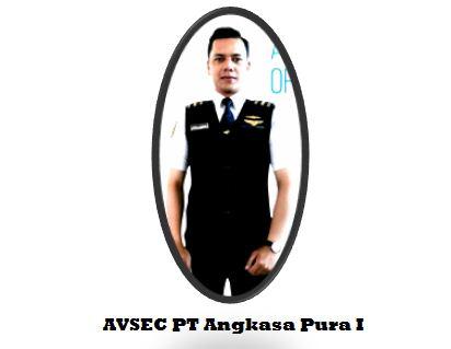 Contoh Surat Lamaran Kerja Avsec Bandara PT Angkasa Pura