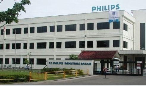 Contoh Surat Lamaran Kerja di PT Philips Industries Batam Yang Benar
