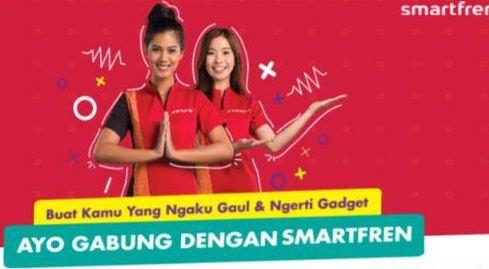 Contoh Surat Lamaran Kerja SPG Smartfren SGS Yang Benar