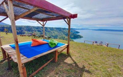 Tempat Camping Sekitar Danau Toba Yang Mantap Dan Keren
